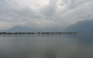 Dal Lake in the evening 1