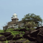 Khanderi Fort Lighthouse