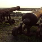 Kolaba Fort Cannons