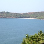 View from Cabo De Rama