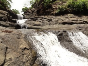 Kalmandvi waterfall